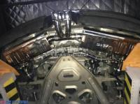 保时捷卡曼升级改装IPE排气,欧卡改装网,汽车改装