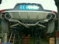 Macan 2.0T 改装德国Repose阀门排气,欧卡改装网,汽车改装