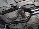 玛莎拉蒂GT改装排气管 改装雷鸟阀门中尾段排气,欧卡改装网,汽车改装