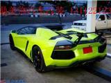Aventador改装revozport碳纤维大尾翼,欧卡改装网,汽车改装