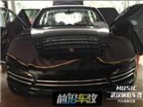 卡宴升级意大利ATI扬声器和PHD4060功放,欧卡改装网,汽车改装