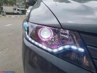 新锋范升级KUS双光透镜+精刚安定器,欧卡改装网,汽车改装