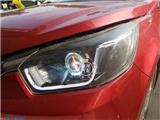启辰R50升级KUS双光透镜+精刚安定器,欧卡改装网,汽车改装