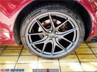 雷克萨斯SC430改装305Forged18寸轮毂,欧卡改装网,汽车改装