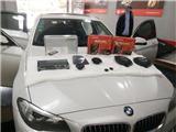 西安上尚 宝马5系全车3M隔音降噪,欧卡改装网,汽车改装
