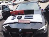 西安上尚 宝马5系汽车隔音降噪音响升级,欧卡改装网,汽车改装
