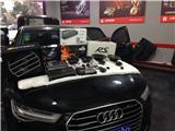 西安上尚 奥迪A6升级德国RS系列音响,欧卡改装网,汽车改装