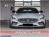 WBY奔驰AMG GT改装Luethen碳纤小包围,欧卡改装网,汽车改装