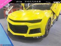 WBY16--17新款大黄蜂科迈罗Chevrolet Camaro改装ZL1,欧卡改装网,汽车改装