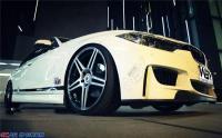宝马新3系F30/F35改装prior design/1M款式大小包围,欧卡改装网,汽车改装