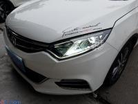 长安逸动XT升级精刚KUS双光透镜+KUS安定器,欧卡改装网,汽车改装