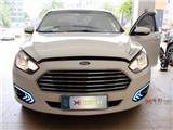 福睿斯暗黄卤素大灯开车疲惫 为安全改装氙气大灯,欧卡改装网,汽车改装