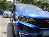 新飞度改装KUS双光透镜+KUS安定器,欧卡改装网,汽车改装