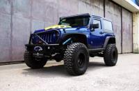 超越极限 Jeep牧马人越野改装案例,欧卡改装网,汽车改装