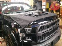 福特猛禽--改装美国JBL套装,欧卡改装网,汽车改装