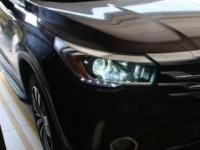 广州传祺GS4原车卤素灯太暗,夜间行驶无法满足需求,升级Q5双光透镜氙气灯,欧卡改装网,汽车改装