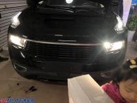 吉利领克车灯改装  吉利领克前大灯升级改装,欧卡改装网,汽车改装
