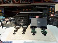 本田艾力绅汽车音响升级改装德国喜力仕汽车音响,欧卡改装网,汽车改装