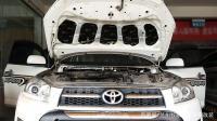丰田RAV4全车隔音升级大麦静音,欧卡改装网,汽车改装