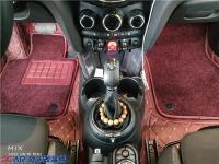 宝马mini安装保仕达航空软包,欧卡改装网,汽车改装