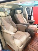 成都车之绮别克GL8全车内饰改装航空座椅案例,欧卡改装网,汽车改装