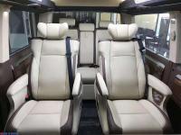 深圳大众T5/T6改装航空座椅沙发床全车升级定制,欧卡改装网,汽车改装