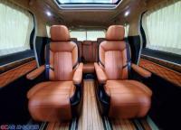 深圳专业改装广汽传祺GM8航空座椅全车真皮包覆升级定制,欧卡改装网,汽车改装