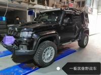 BJ40PLUS搭载丰田3UZ-FE及升级双涡轮增压,欧卡改装网,汽车改装