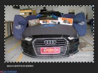 佛山奥迪A6L音响改装JBL STADIUM GTO600C+JBL STADIUM GTO20M三分频喇叭,欧卡改装网,汽车改装