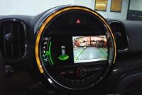 宝马mini改装倒车后视系统,欧卡改装网,汽车改装