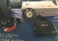 丰田卡罗拉无损改装德国斯洛琴音响,欧卡改装网,汽车改装