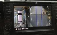 大众途昂升级原厂360全景影像,欧卡改装网