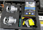 艾瑞泽5车灯升级改装海拉五双光透镜,欧卡改装网,汽车改装