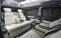 2020款奔驰威霆改装高顶案例,欧卡改装网