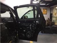 沃尔沃XC90改装必拓全车隔音,欧卡改装网