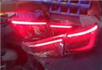 英菲尼迪QX50加装海外版LED尾灯,欧卡改装网,汽车改装