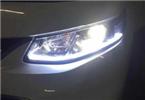 迈锐宝XL车灯二次升级升级98K led双光透镜,欧卡改装网,汽车改装
