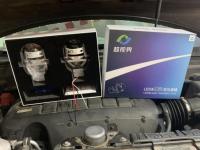 别克昂科雷改装超视界LED双光透镜,欧卡改装网,汽车改装