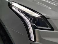 凯迪拉克XT5改装米石LED激光大灯,欧卡改装网,汽车改装