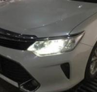 丰田美瑞大灯改装海拉5透镜+欧司朗酷蓝套装,欧卡改装网,汽车改装
