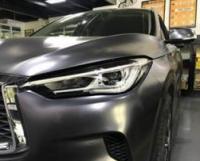 英菲尼迪QX50灯光改装激光大灯,欧卡改装网,汽车改装