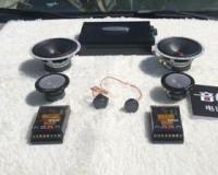 名爵MG7音响改装申士宝RX6.3音响+阿尔派主机案例,欧卡改装网