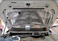众泰T300改装俄罗斯STP隔音,欧卡改装网,汽车改装