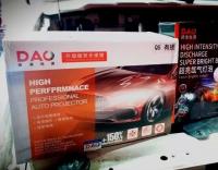 三菱帕杰罗灯光改装DAOQ5透镜案例,欧卡改装网
