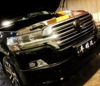 西安丰田兰德酷路泽改装ST动力套件,欧卡改装网,汽车改装