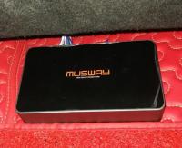 重庆本田飞度音响改装Musway DSP功放,欧卡改装网,汽车改装