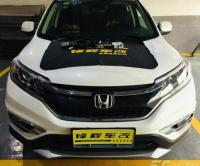 深圳本田CRV改装原厂前置泊车雷达,欧卡改装网,汽车改装