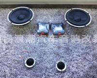 南昌现代名图音响改装闪电370两分频套装,欧卡改装网,汽车改装