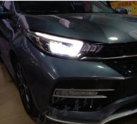 东莞艾瑞泽GX车灯改装GTR GLS LED双光透镜作业,欧卡改装网,汽车改装