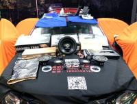 中山吉利帝豪音响改装德国零点三分频作业,欧卡改装网,汽车改装